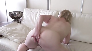 Nice mature ass fucking in solo mode