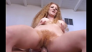 Sexy mature fucked hairy ass porn
